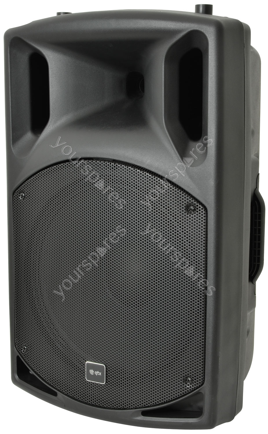 Qx Series Active Moulded Pa Speakers Qx15a Cabinet 178