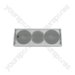 "2 x 6.5"" Speakers 160W - Pair - CX-1608 white - CX-1608W"