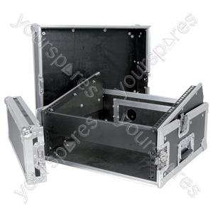 """19"""" Combo Flightcase - 2U + 8U - CASE8:2"""