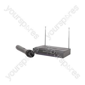 Handheld Microphone VHF Wireless System - - 173.8MHz - VH1