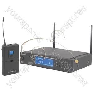 MU16N 16 channel UHF neckband system