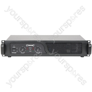 PPX Series Power Amplifiers - PPX300