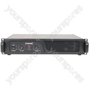 PPX Series Power Amplifiers - PPX900