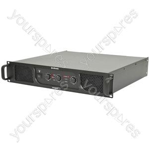 P Series Stereo & Sub Power Amplifiers - P44800 2 x 400W + 800W