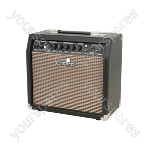 CG Series Guitar Amplifiers - CG-15 15w