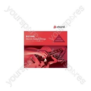 Electric Guitar Strings - 10-46 - EG1046