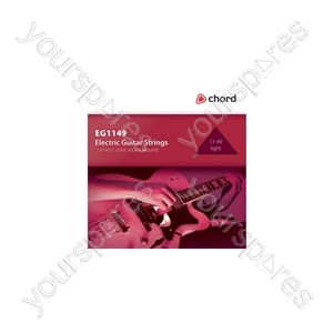 Electric Guitar Strings - 11-49 - EG1149