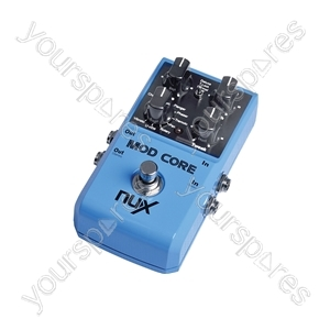 Nux Core Series Effect Pedals - Mod modulation