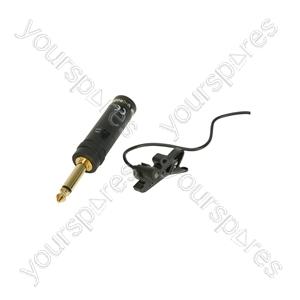 Tie-clip Microphone - Deluxe - TCM3