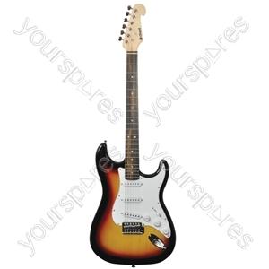 Electric Guitars - CAL63 3 Tone Sunburst - CAL63-3TS
