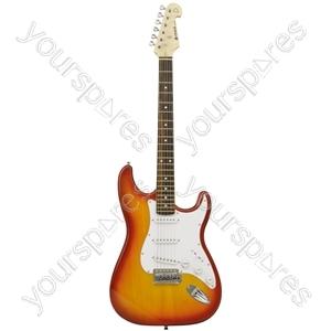 Electric Guitars - CAL63 Cherryburst - CAL63-CS