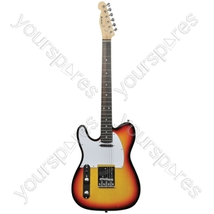 Electric Guitars - CAL62/LH 3 Tone burst - CAL62/LH-3TS