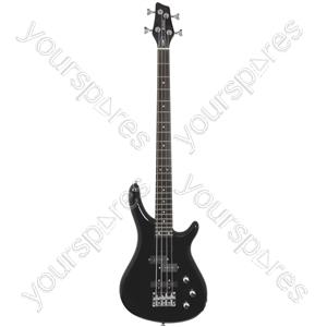 Electric Bass Guitars - CCB90 Black - CCB90-BK