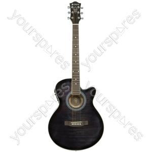 Electro-acoustic Guitars - CMJ4CE Black - CMJ4CE-BK
