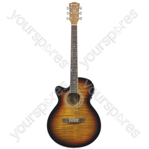 Electro-acoustic Guitars - CMJ4CE/LH SB - CMJ4CE/LH-SB