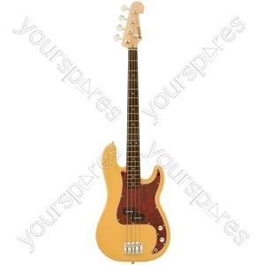 Electric Bass Guitar - CAB41 Butterscotch - CAB41-BTHB