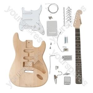 Self-build Guitar Kit - CAL-K1