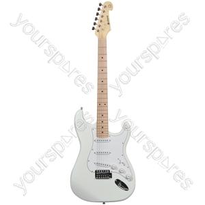 Electric Guitars - CAL63M Arctic White - CAL63M-ATW