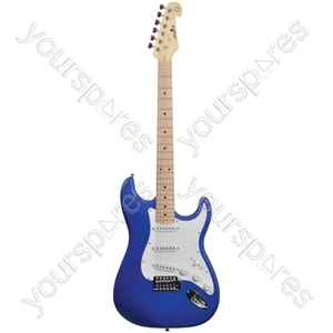 Electric Guitars - CAL63M Metallic Blue - CAL63M-MBL