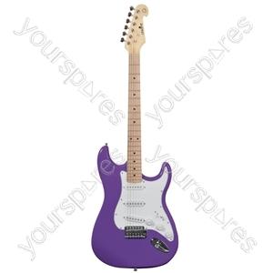 CAL63 Electric Guitars - CAL63M Purple - CAL63M-PPL
