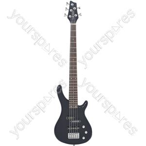 Bass Guitar - 5-string - CCB95 black - CCB95-BK