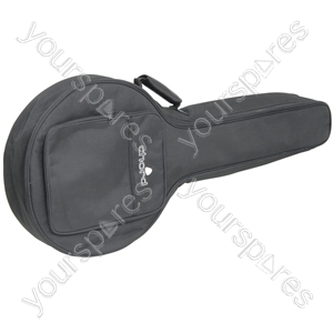 Padded Gig Bag for 4/5/6 String Banjo - GB-BAN2