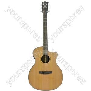 Salamander Electro-acoustic Guitars - Solid Cedar Top - GA - SC6GA