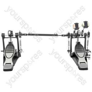 Double Kick Drum Pedal Set - KPB22 - KP22