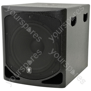 QLB Active Sub Cabinets - (UK version) QLB15A 15in