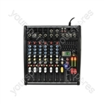 CSL Series Compact Mixing Consoles with DSP - CSL-8 8 input