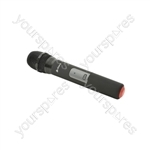 Replacement HU6 Handheld Transmitters - 863.42MHz - HU6-HT863.42