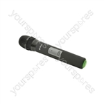 Replacement HU6 Handheld Transmitters - 863.10MHz - HU6-HT863.10