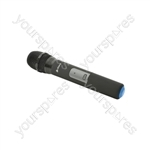 Replacement HU6 Handheld Transmitters - 863.70MHz - HU6-HT863.70