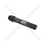 Replacement HU6 Handheld Transmitters - 864.10MHz - HU6-HT864.10