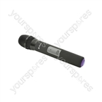 Replacement HU6 Handheld Transmitters - 864.65MHz - HU6-HT864.65