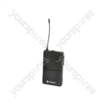 Replacement NU4 Beltpack Transmitters - 864.3MHz - NU4-BT864.3
