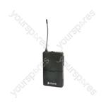 Beltpack Transmitters for NU1 Systems - 864.1MHz - NUBP-864.1