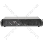 PPX Series Power Amplifiers - PPX600