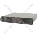 PLX Series Power Amplifiers - PLX2000 amplifier, 2 700W @ 4 Ohms