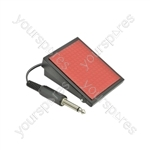 Foot Switch - switch, latching - FS05
