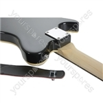 Strap Locks for Guitar - Set of 2 - chrome - SL2-C