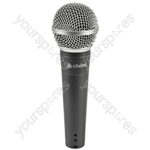 DM02 Dynamic Vocal Microphone - professional