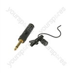Tie-clip Microphone - TCM1
