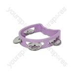 Mini D Tambourines - - lilac - MTM-LLC