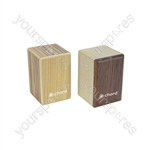 Mini Cajon Shakers - pair - CAJONETTES