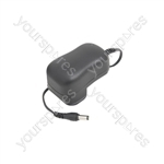 Guitar Effects Power Adaptor 9Vdc - pedal PSU - UK plug - GTDC0910UK