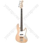 Electric Bass Guitars - CAB42 Natural - CAB42-NT