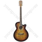 Electro-acoustic Guitars - CMJ4CE SB - CMJ4CE-SB