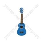 Ukulele - CU21-BL Blue