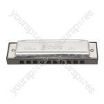 Blues Ten Harmonica - G - BLUES10-G